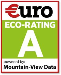 Eco-Rating A - Euro